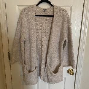 Aerie cardigan with pockets